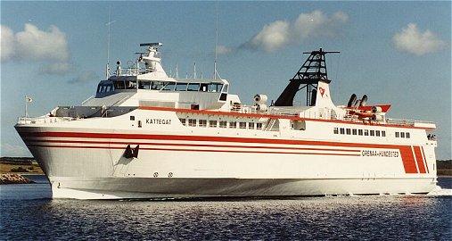grenå hundested færgefart